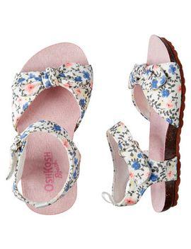 oshkosh-floral-sandals by oshkosh