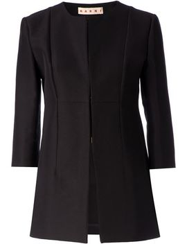 panelled-jacket by marni