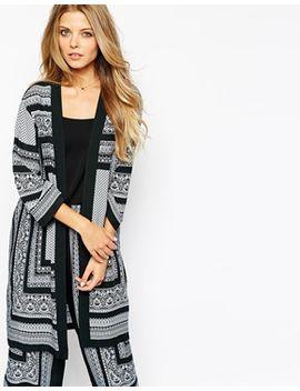 vila-placement-scarf-print-jacket by vila