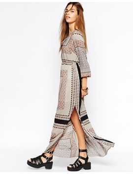 glamorous-70s-border-print-maxi-dress by glamorous