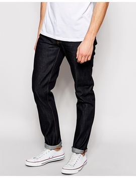 nudie-jeans-grim-tim-slim-fit-dry-wash-ring by nudie