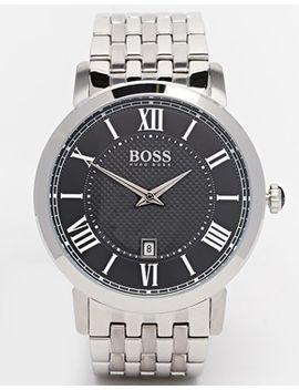 hugo-boss-chronograph-stainless-steel-strap-watch-1513140 by hugo-boss