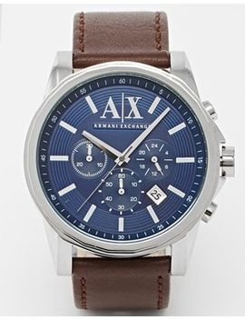 armani-exchange-ax2501-leather-strap-watch by armani-exchange