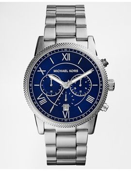 michael-kors-chronograph-stainless-steel-watch-mk8395 by michael-kors