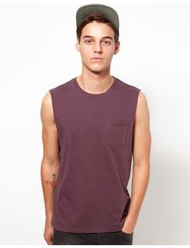 asos-sleeveless-t-shirt-with-pocket by asos