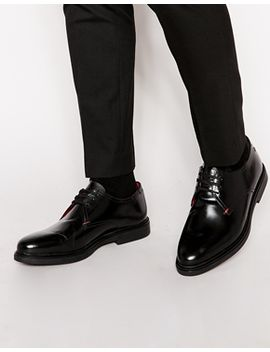 base-london-cell-leather-derby-shoes by base-london-