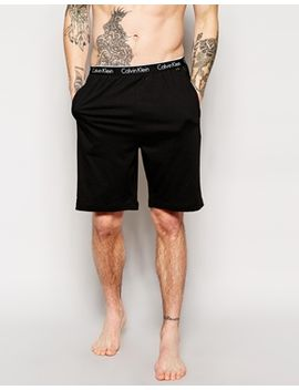 calvin-klein-one-jersey-lounge-shorts-in-regular-fit by calvin-klein