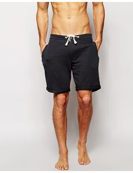 asos-loungewear-jersey-shorts-with-zip-fly-and-button-detail by asos