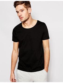 asos-loungewear-scoop-neck-t-shirt by asos