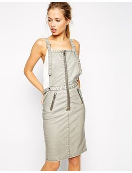 supertrash-dungy-dress-with-zip-front by supertrash