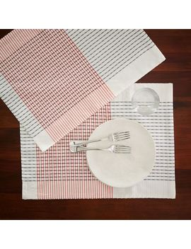 seersucker-placemat-set by west-elm