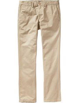mens-ultimate-slim-khakis by old-navy