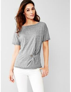 knot-tee by gap