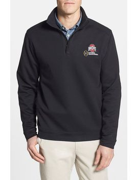 ohio-state-blended-pima-cotton-pullover by cutter-&-buck