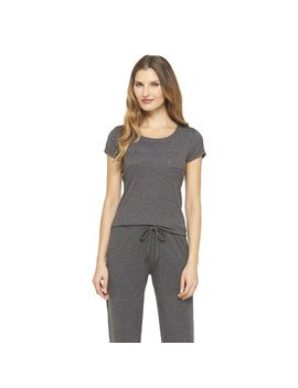 target-:-expect-more-pay-less by -womens-sleep-tee-shirt-armor-gray---gilligan-&-omalley®