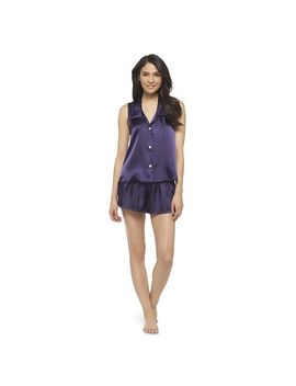 target-:-expect-more-pay-less by -women's-satin-short-pajama-set---gilligan-&-o'malley®
