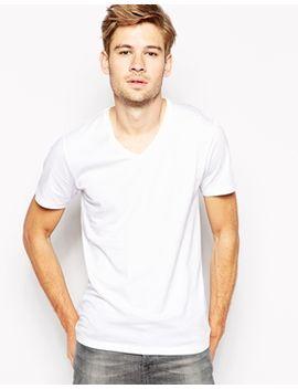esprit-v-neck-t-shirt by esprit