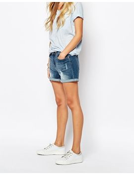 noisy-may-distressed-denim-shorts by noisy-may