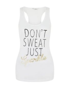 white-sparkle-slogan-vest by new-look