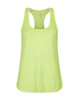 lime-green-sports-jacquard-sports-vest by new-look
