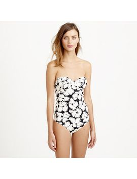 inky-floral-underwire-one-piece-swimsuit by jcrew