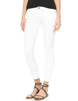le-color-cropped-skinny-jeans by frame