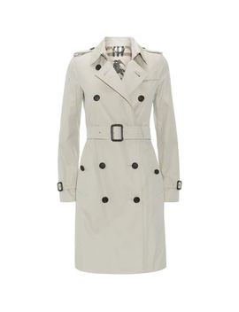 the-kensington-long-heritage-trench-coat by burberry