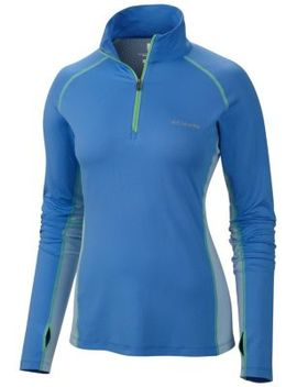 womens-freeze-degree™-iii-half-zip-long-sleeve by columbia-sportswear