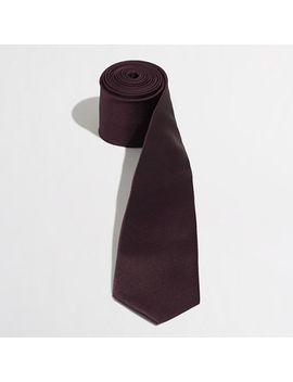 silk-tie by jcrew