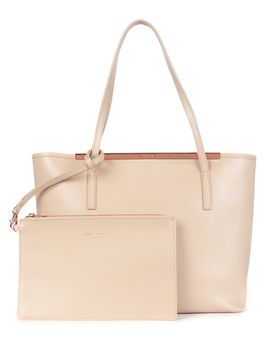 leather-crosshatch-shopper by ted-baker