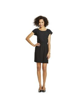 womens-crepe-easy-waist-dress---merona™ by merona™