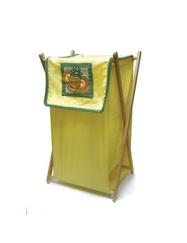 jungle-babies-laundry-hamper by nojo