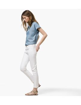 zip-hem-trousers by massimo-dutti