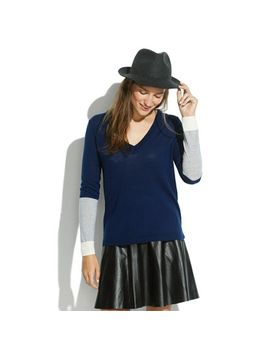 first-draft-sweater-in-colorblock by madewell