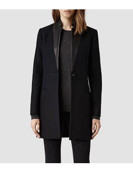 lorie-coat by allsaints