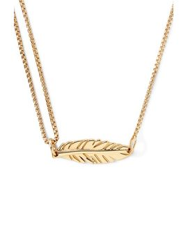 providence-pull-chain-feather-pendant-necklace by alex-and-ani