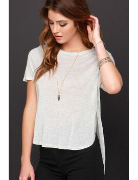 off-we-go-heather-grey-high-low-tee by rd-style
