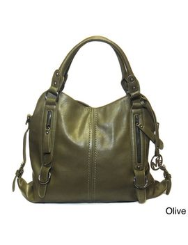 michael-michelle-lydia-buckled-shoulder-bag by generic