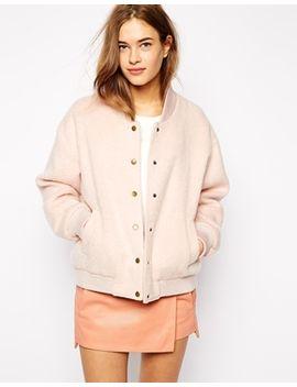 ganni-varsity-bomber-jacket by ganni