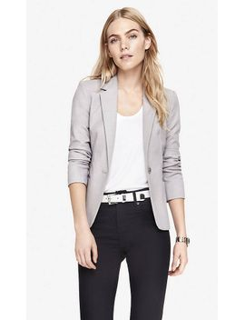 24-inch-tweed-one-button-jacket by express