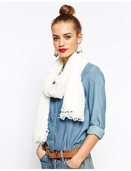 new-look-scalloped-crochet-edge-scarf by new-look