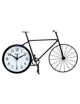 silhouette-bicycle-table-clock by maples-clock