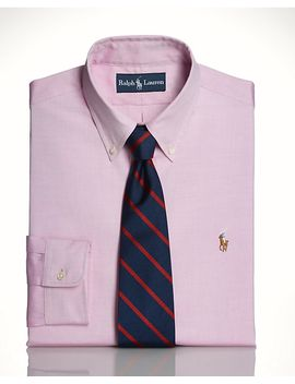 custom-fit-luxury-oxford by ralph-lauren