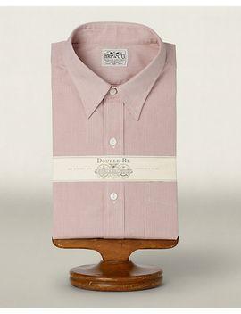 mini-check-vintage-dress-shirt by ralph-lauren