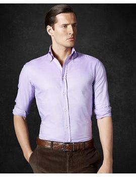 cameron-oxford-barrel-shirt by ralph-lauren