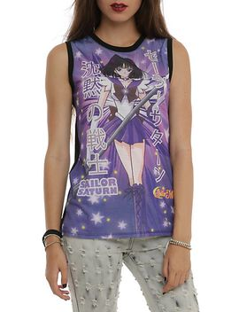 sailor-moon-sailor-saturn-japanese-sublimation-girls-top by hot-topic