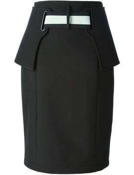 front-band-detail-pencil-skirt by opening-ceremony