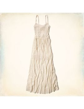 beach-street-lace-maxi-dress by hollister