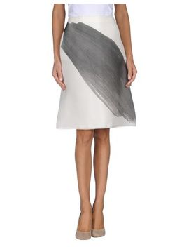 vera-wang-knee-length-skirt---skirts-d by see-other-vera-wang-items