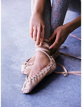 handmade-ballet-slipper by free-people